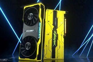 GeForce RTX 2080 Ti v limitované edici Cyberpunku 2077