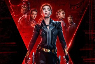 Black Widow poster (0)