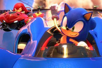 Projet cílem v Team Sonic Racing vůbec nic neznamená