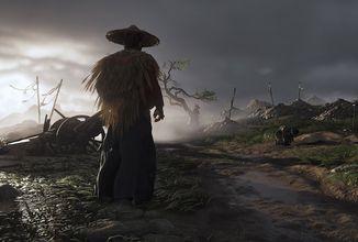 Ghost of Tsushima nepovede za ručičku. Nová PS4 exkluzivita bude hráče k úkolům vnadit jinak