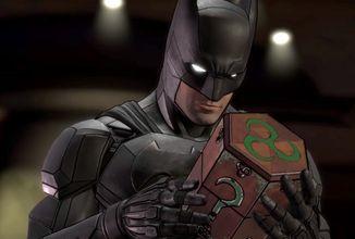 Batman se dočkal svého Telltale pokračování. Přichází The Enemy Within s novým trailerem!