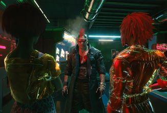 Cyberpunk 2077 září v novém traileru a záběrech z hraní