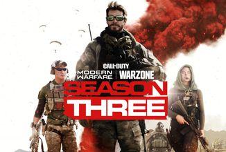 Infinity Ward začíná lákat na třetí sezónu Modern Warfare