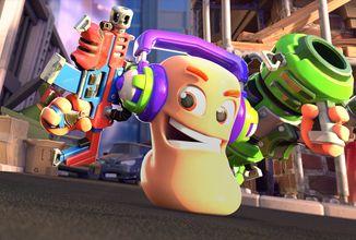 Worms Rumble jsou milým překvapením