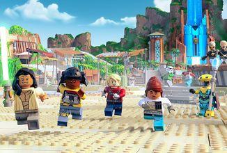 LEGO Star Wars: Castaways je další mobilní hra pro Apple Arcade