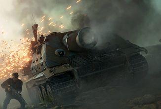 Do Battlefieldu V přichází aktualizace, díky které si budete moci přizpůsobit tank