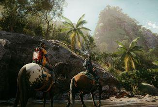 Interakce se zvířaty ve Far Cry 6