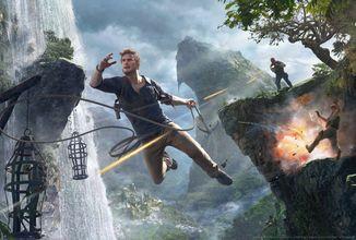 Připravovaný film Uncharted nebude podle herní předlohy