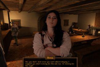 Oldschoolová RPG zo Slovinska, Call of Saregnar, sa predstavuje v traileri