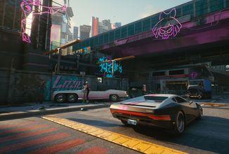 V Cyberpunku 2077 budeme řídit rozličné vozy všeho druhu. Užijeme si i závody