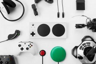 Microsoft oznámil ovladač pro tělesně postižené