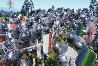 V čerstvě oznámené středověké strategii Manor Lords budeme budovat vlastní města a svádět velké bitvy