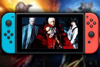 Špeciálna edícia Devil May Cry 3 mieri na Switch