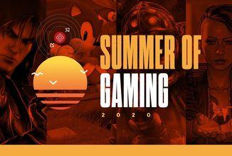 Souhrn oznámení ze čtvrtého Summer of Gaming