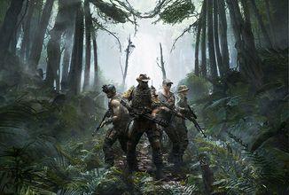 Čeká nás zkušební víkend v Predator: Hunting Grounds