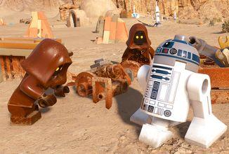 LEGO Star Wars: The Skywalker Saga vás vezme do všech devíti filmů