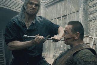 Henry Cavill rozebírá bojovou scénu v Blavikenu