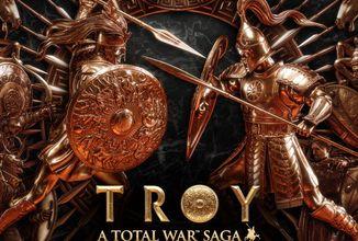 Trojské války v Total War skutečností