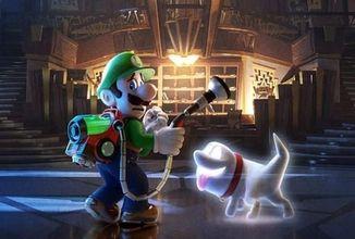 Luigi's Mansion 3 čekají v roce 2020 dvě expanze multiplayeru