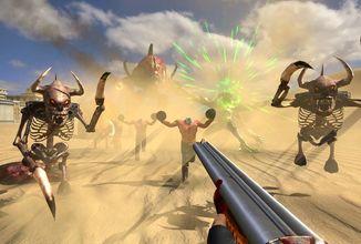 Kolekce Serious Sam vyjde pro PlayStation, Xbox i Switch