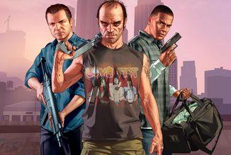 Důvod vrátit se do singleplayeru GTA 5. Fanoušek připravil 70 nových misí