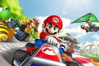 Mario Kart Tour a Minecraft jsou nejhranějšími hrami na App Store za rok 2019