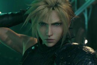 Nový akční trailer Final Fantasy VII Remake s Cloudem v hlavní roli