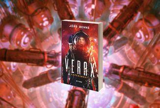 Gamebook Verax: Experiment nás zavede do útrob nebezpečné vesmírné stanice