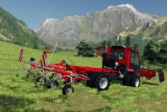 Farming Simulator 19 přibližuje alpské prostředí a nové stroje