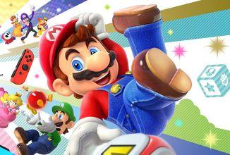 Přichází Super Mario Party s opravdu kreativní novinkou pro Switch