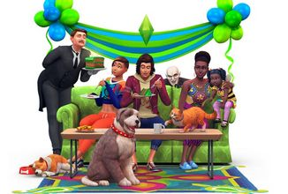 The sims slaví 18 let
