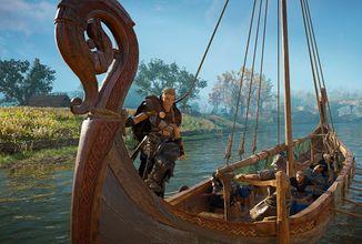 Assassin's Creed Valhalla přidává nightmare obtížnost a slibuje další novinky