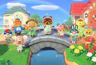 Detailní představení Animal Crossing: New Horizons