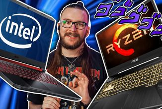 Intel vs AMD: duel dostupných notebooků