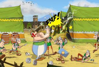 Asterix & Obelix : Slap Them All! konečně působí jako hra věrná předloze