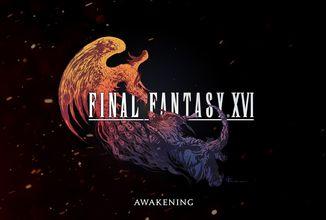 Oznámeno Final Fantasy XVI s konzolovou exkluzivitou pro PS5