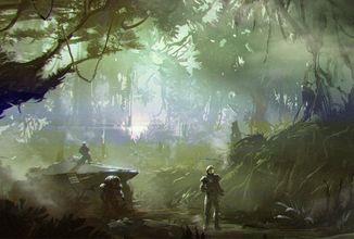 Další Mass Effect se trochu představuje v dalších concept artech