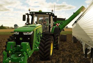 Farming Simulator 19 shrnul svou časovou osu
