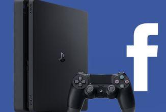 Konec sdílení obrázků, videí a trofejí na Facebooku z PS4