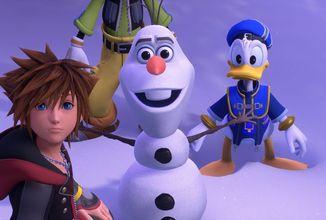 Na počítače vyšlo pohádkové dobrodružství Kingdom Hearts