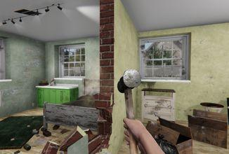 House Flipper: Komplexní rekonstrukce bytu míří na konzole