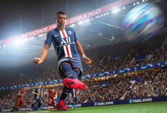 Velký přehled novinek ve FIFA 21. Čeká nás lepší kariéra i propracovanější Volta