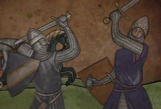Tahová strategie Field of Glory II Medieval zahrne i české dějiny