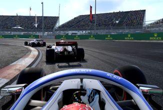 F1 2020 v prvním gameplay traileru potvrzuje monoposty Formule 2 jako součást kariéry