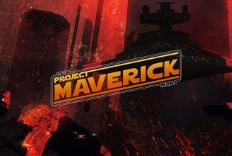 Unikl název nové Star Wars hry. EA chystají Project Maverick