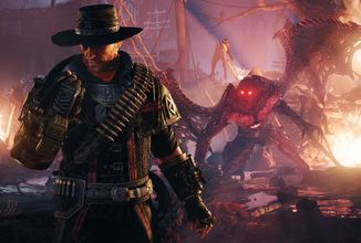 Van Helsing z Divokého západu. To je Evil West od tvůrců Shadow Warrior