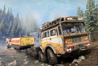 Tatra prvním evropským zástupcem v simulaci SnowRunner