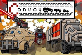 Convoy: Taktická roguelike akce inspirována Mad Maxem a FTL vyjde na konzolích