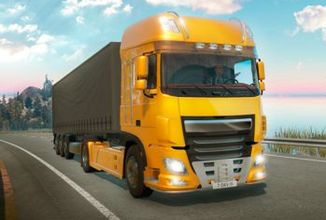 Truck Driver zaplní díru po kamionových simulátorech na konzolích