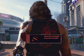 Cyberpunk 2077: Pozor na velikost uložených souborů
